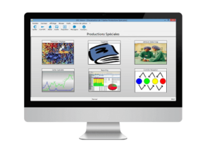 SPC Vision is a SPC software for quality control used by for example molnlycke.
