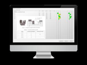 Pilotage matrix steering is one of SPC Vision module