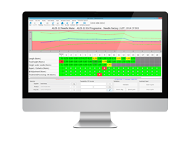 Ctrl Vision, Incoming Quality Controll software in order to accept or refuse supplier batches.