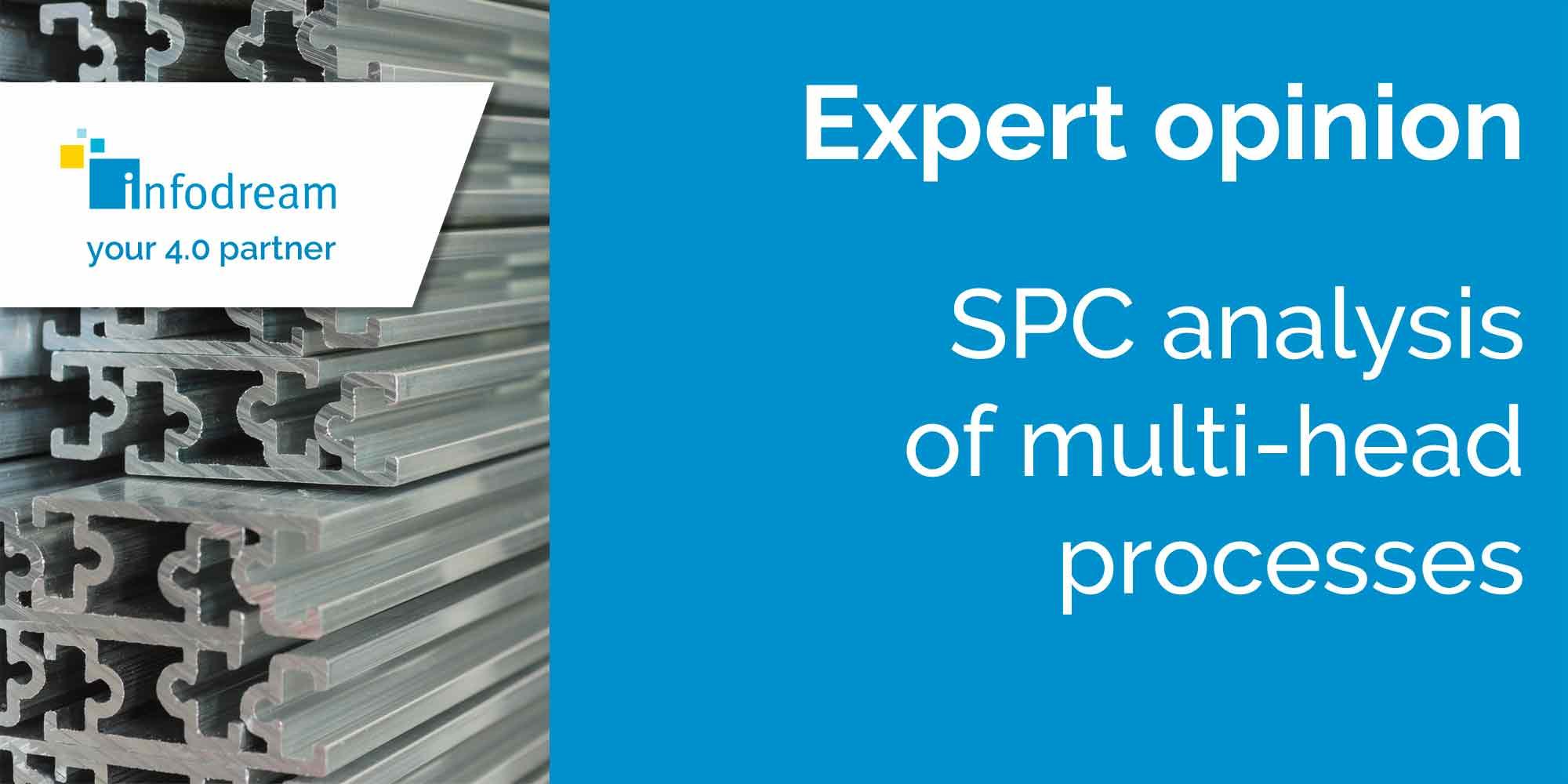 SPC Analysis Of Multi-head Processes