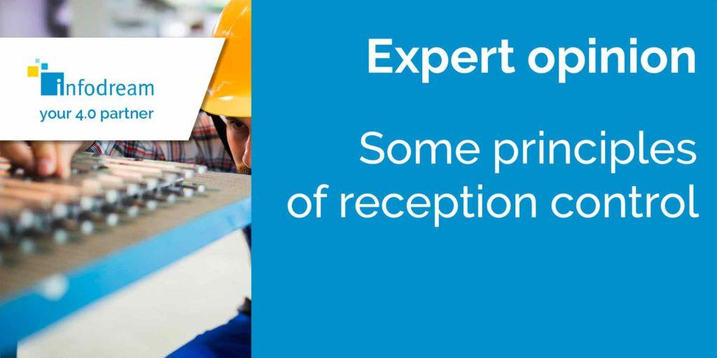 Some principles of reception control