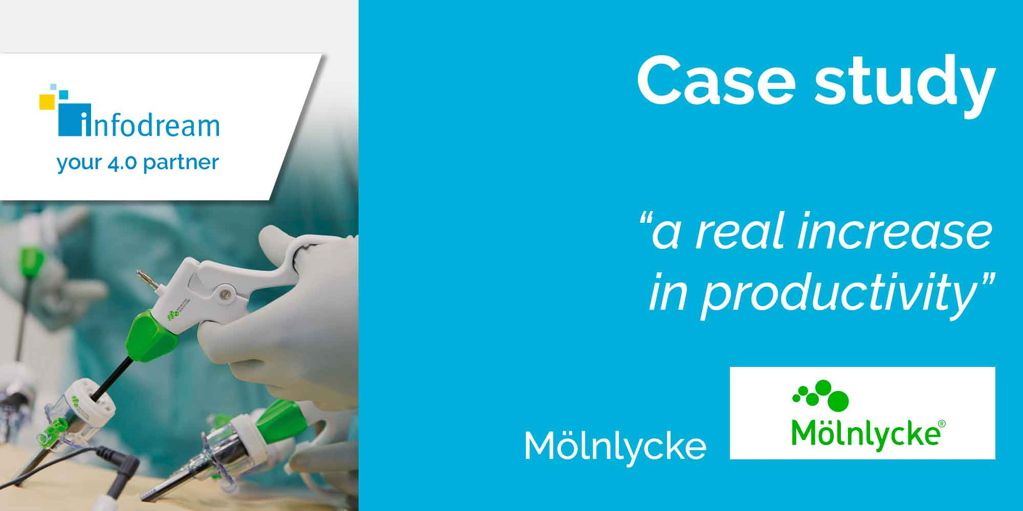 Case Study: Use Of MES At Our Customer Mölnlycke