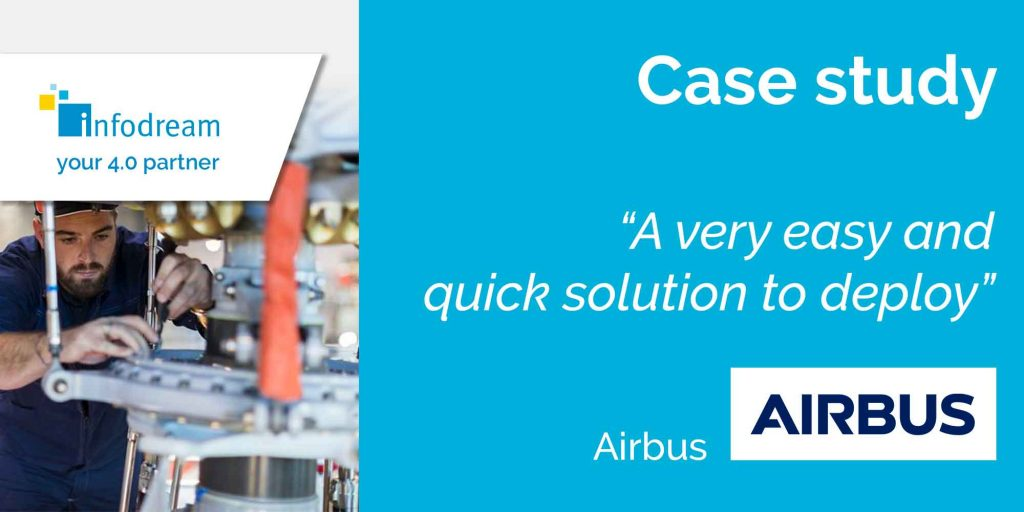 Case study: Use of MES at our customer