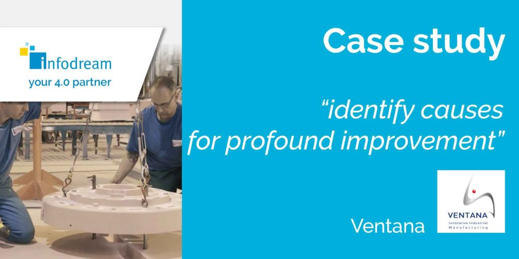 Case study of the use of Qualaxy MES at Ventana Group