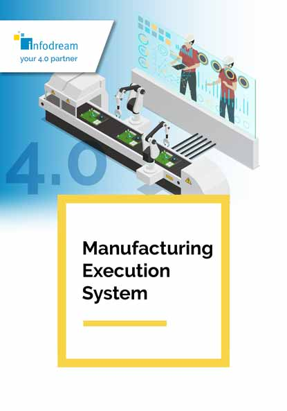 MES (Manufacturing Execution System) software for smart factories