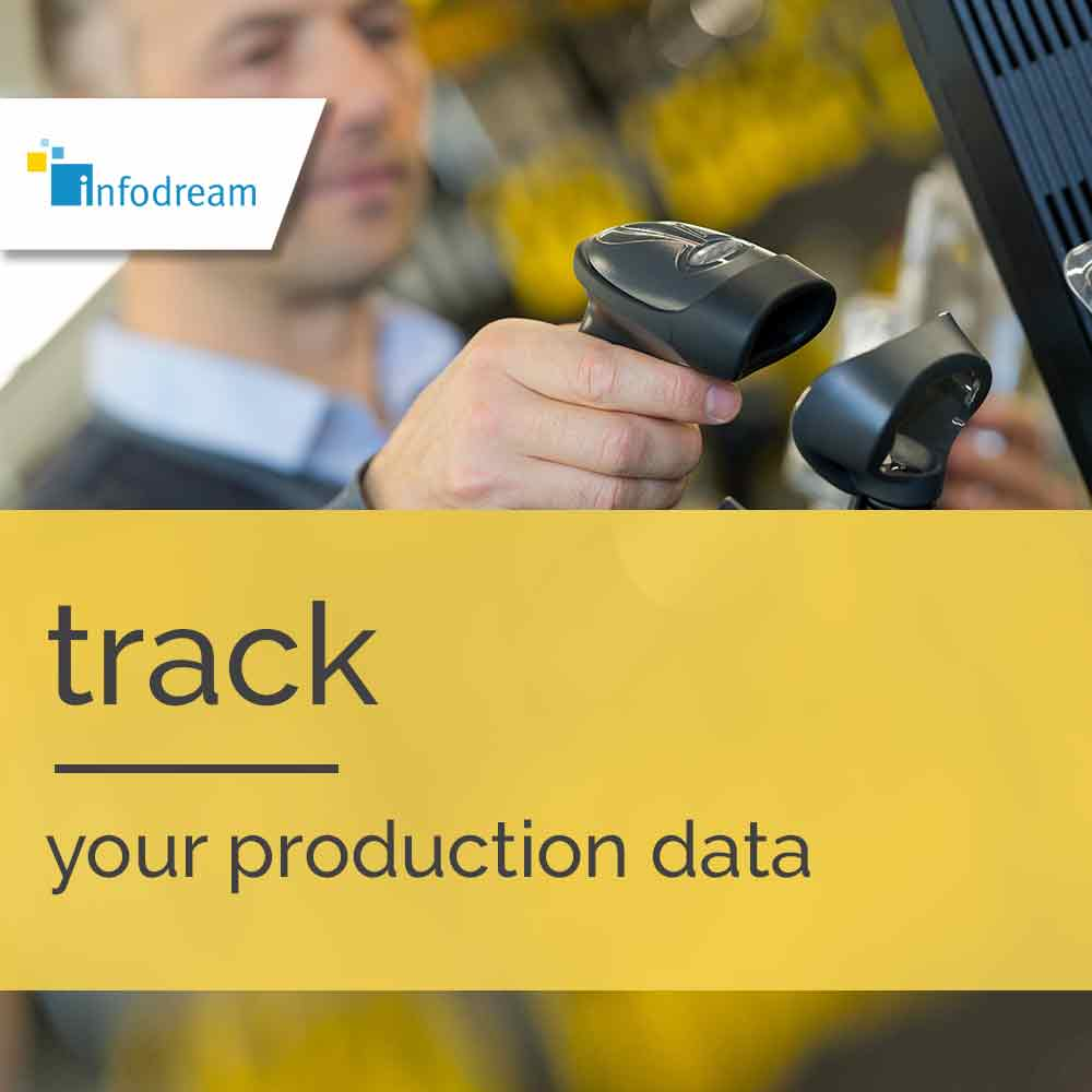 Infodream, an expert in industrial process control and publisher of Qualaxy, the MES (Manufacturing Execution System) software suite for industrial excellence, supports you in your production data traceability projects.