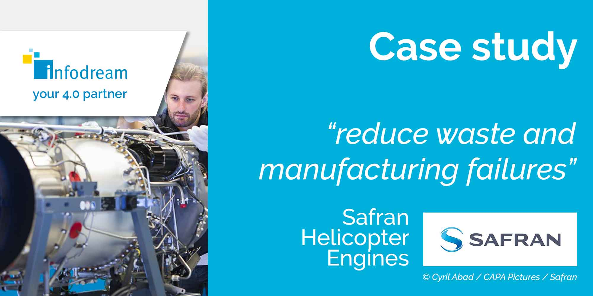 Case Study: Use Of MES At Our Customer Safran Helicopter Engines